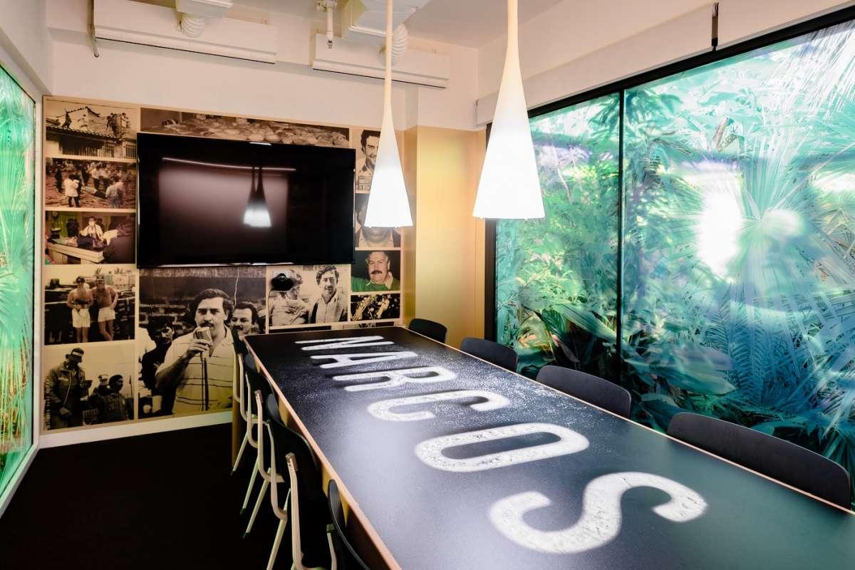 Xcelirate office by Lagranja Design