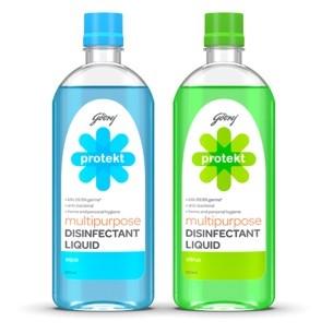 Godrej Protekt Multipurpose Disinfectant Liquid
