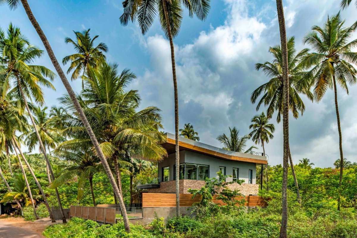 Cove – a north goa residence is the quintessential holiday home