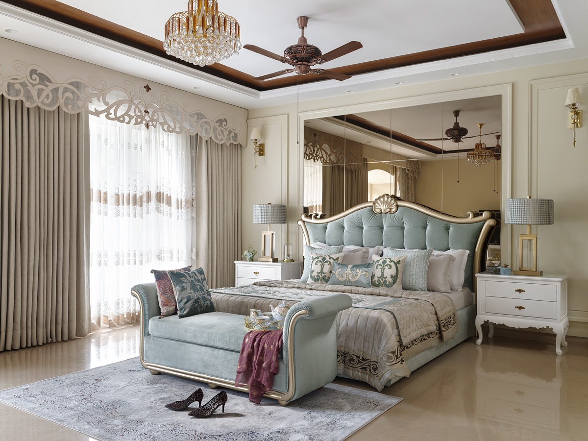 Inside Chandigarh's luxurious home by Ruby Signature
