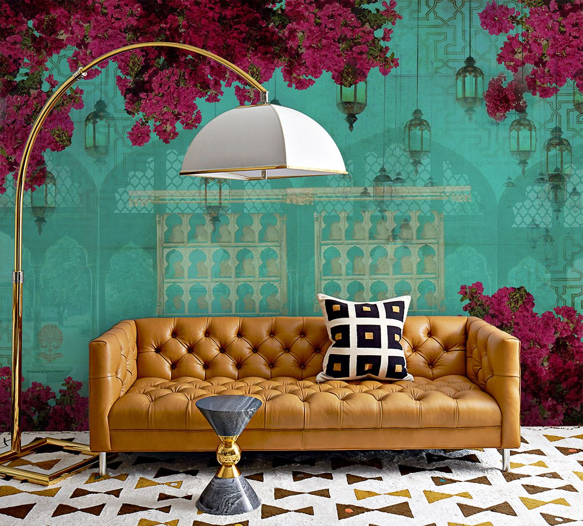 Make your abode monsoon ready: A splash of colour and heritage