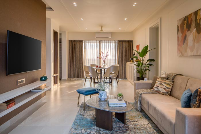 Second Home : A 3BHK Residential Project In Mumbai