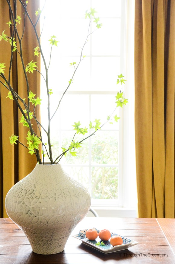 greenery decor for bedroom