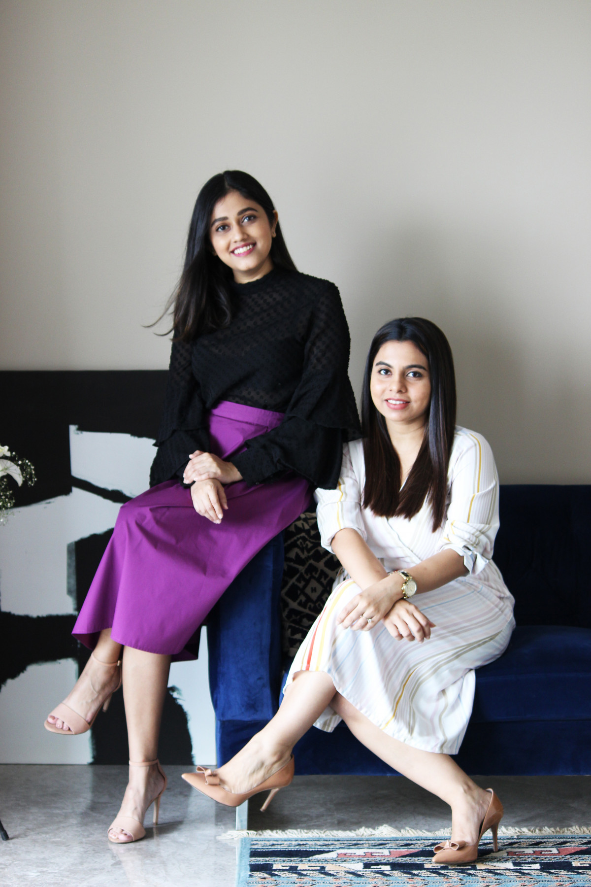 Disha Bhavsar and Shivani Ajmera, Principal Designers and Co-Founders, Quirk Studio