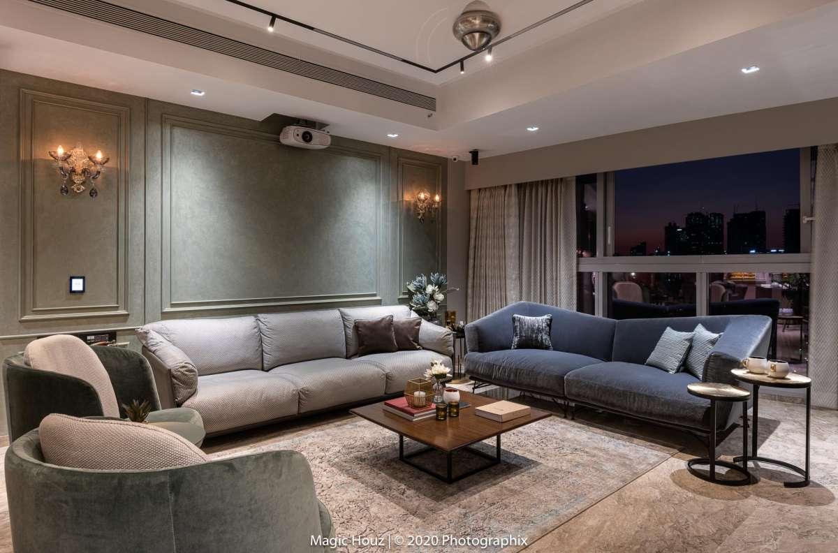 Mumbai, Wadala : The Luxe House