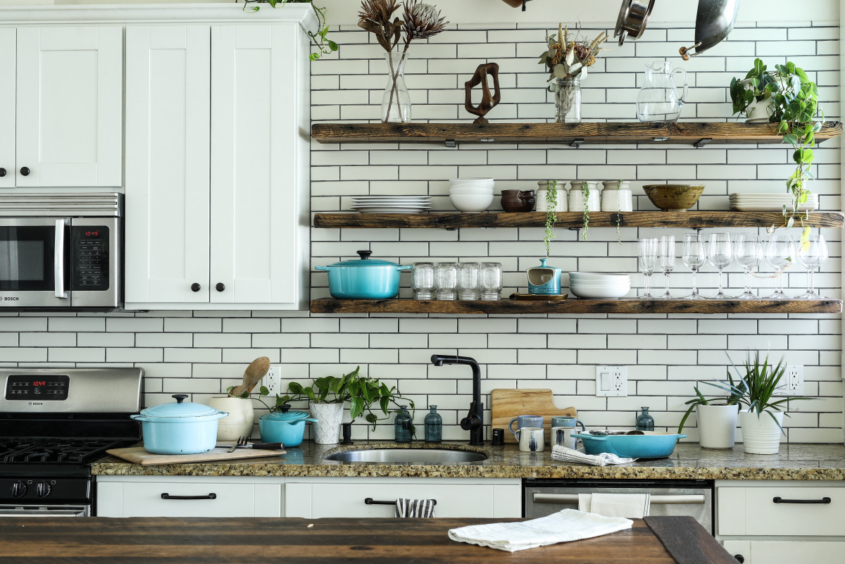 U and Us Kitchen Design Trends
