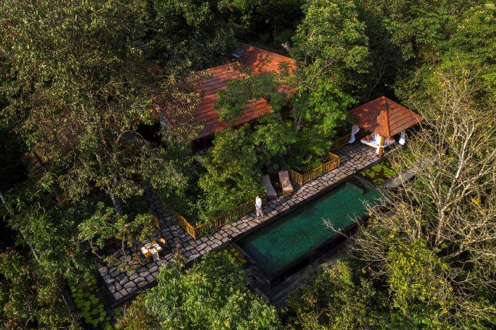 Stone Lodge Wayanad Earthitects Design Dekko