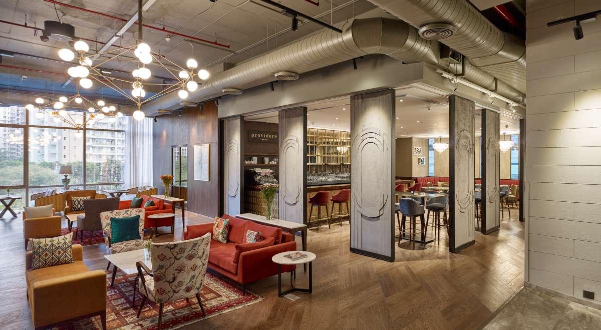 Ankur Choksi studio Lotus Luxury design Quorum