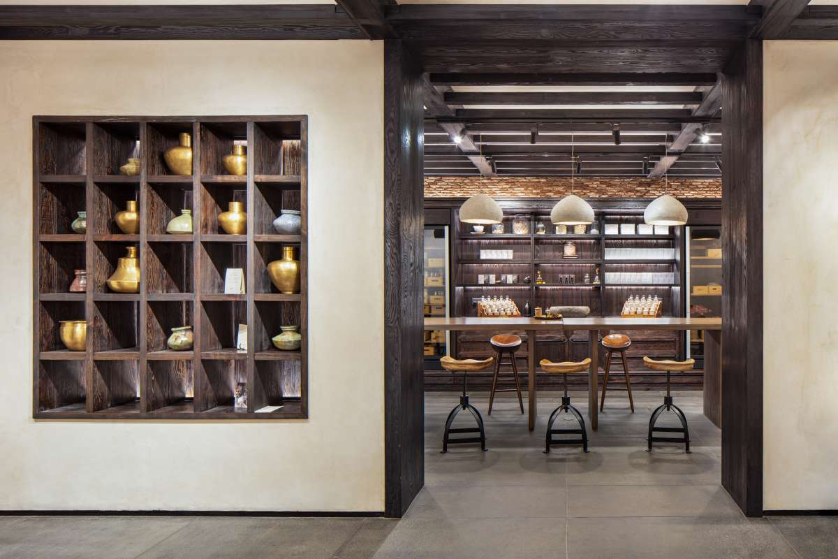 Studio Lotus Ankur Choksi Luxury design Paro