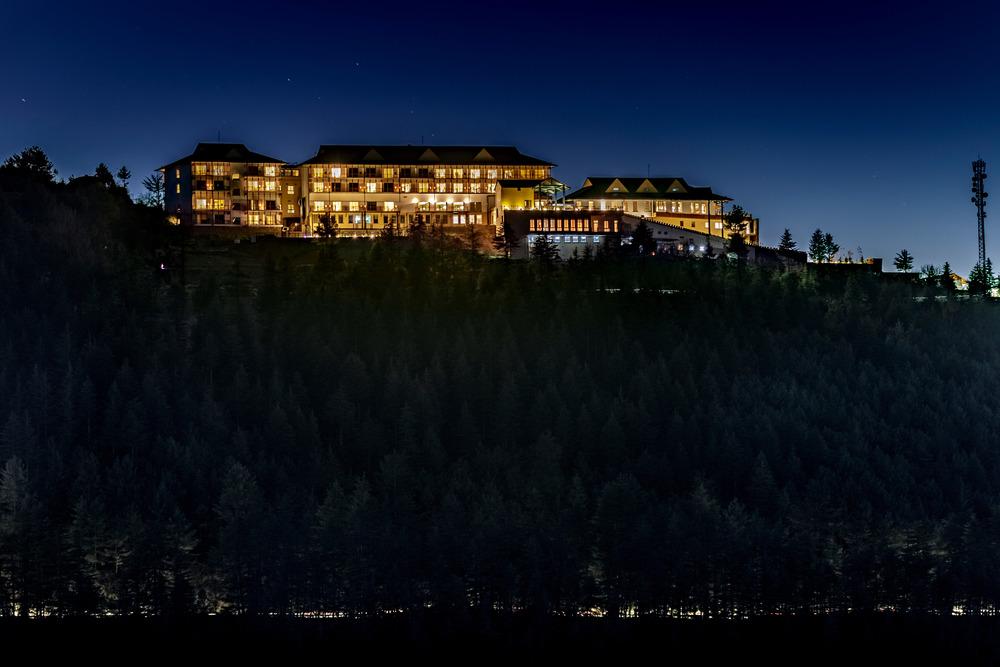Taj Theog Design Dekko luxury resort India