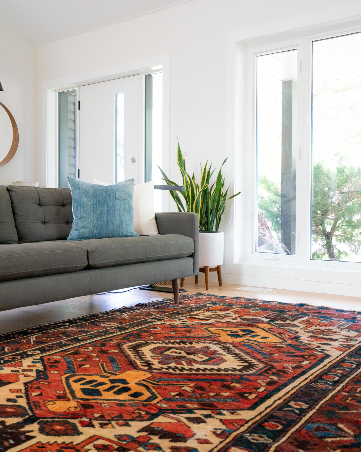 Carpet upholstery panel care during monsoon