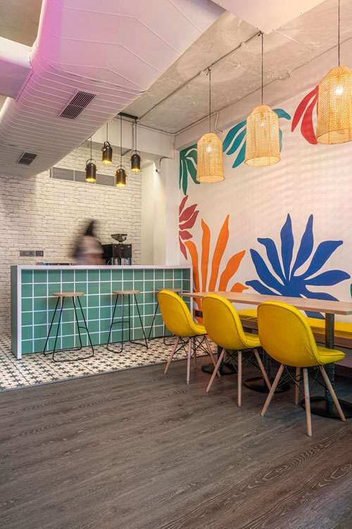 Studio Bipolar takes a quirky approach to co-working space, B-Hive